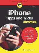 Cover-Bild zu iPhone Tipps und Tricks für Dummies (eBook) von Schroer, Sebastian
