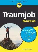 Cover-Bild zu Traumjob für Dummies (eBook) von Burger, Christopher
