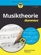 Cover-Bild zu Musiktheorie für Dummies von Pilhofer, Michael