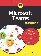 Cover-Bild zu Microsoft Teams für Dummies (eBook) von Withee, Rosemarie