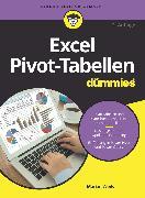Cover-Bild zu Excel Pivot-Tabellen für Dummies (eBook) von Weiß, Martin
