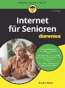 Cover-Bild zu Internet für Senioren für Dummies von Weber, Sandra