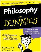 Cover-Bild zu Philosophy For Dummies (eBook) von Morris, Tom
