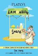 Cover-Bild zu Plato's Lemonade Stand von Morris, Tom