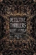 Cover-Bild zu Detective Thrillers Short Stories von Morris Allen, B. (Beitr.)