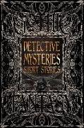 Cover-Bild zu Detective Mysteries Short Stories von Herbert, Rosemary (Vorb.)