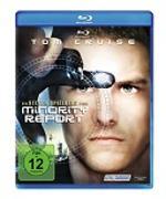 Cover-Bild zu Minority Report von Steven Spielberg (Reg.)