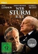 Cover-Bild zu Wer Sturm sät von Jack Lemmon (Schausp.)