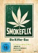 Cover-Bild zu Smokeflix - Die Kiffer-Box von David Duchovny (Schausp.)