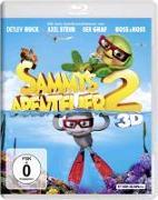 Cover-Bild zu Paris, Domonic: Sammys Abenteuer 2 3D