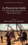 Cover-Bild zu Fratkin, Elliot (Hrsg.): As Pastoralists Settle