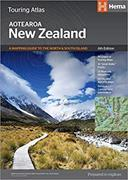 Cover-Bild zu New Zealand - Touring Atlas 1 : 350.000