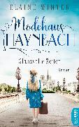 Cover-Bild zu Modehaus Haynbach - Glanzvolle Zeiten (eBook) von Winter, Elaine