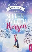 Cover-Bild zu Schneeflockenherzen (eBook) von Winter, Elaine