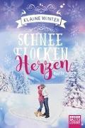 Cover-Bild zu Schneeflockenherzen von Winter, Elaine