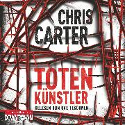 Cover-Bild zu Totenkünstler (Audio Download) von Carter, Chris