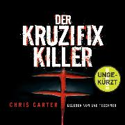 Cover-Bild zu Der Kruzifix-Killer (Audio Download) von Carter, Chris