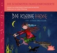 Cover-Bild zu Die schönsten Familienkonzerte. Die kleine Hexe
