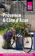 Cover-Bild zu Reise Know-How Reiseführer Provence mit Côte d'Azur von Mache, Ines