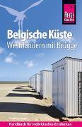 Cover-Bild zu Reise Know-How Reiseführer Belgische Küste - Westflandern mit Brügge von Schenk, Günter