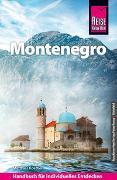Cover-Bild zu Reise Know-How Reiseführer Montenegro von Koeffler, Matthias