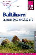 Cover-Bild zu Reise Know-How Reiseführer Baltikum: Litauen, Lettland, Estland (eBook) von Frank, Alexandra