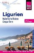 Cover-Bild zu Reise Know-How Reiseführer Ligurien, Italienische Riviera, Cinque Terre (mit 18 Wanderungen) (eBook) von Geier, Sibylle