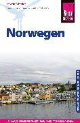Cover-Bild zu Reise Know-How Reiseführer Norwegen (eBook) von Schmidt, Martin