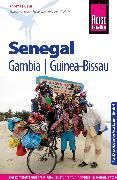 Cover-Bild zu Reise Know-How Reiseführer Senegal, Gambia und Guinea-Bissau (eBook) von Baur, Thomas
