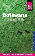 Cover-Bild zu Reise Know-How Reiseführer Botswana mit Okavango-Delta (eBook) von Lübbert, Christoph