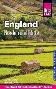 Cover-Bild zu Reise Know-How Reiseführer England - Norden und Mitte (eBook) von Semsek, Hans-Günter