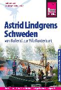 Cover-Bild zu Reise Know-How Reiseführer Astrid Lindgrens Schweden - von Bullerbü zur Villa Kunterbunt (eBook) von Schwieder, Sabine