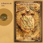 Cover-Bild zu King of Scars - Thron aus Gold und Asche, (Ungekürzte Lesung) (Audio Download) von Bardugo, Leigh
