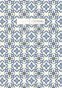 "Cover-Bild zu Pocket Bullet Journal ""Dream of Marocco"" mit Original Tombow Brush Pen Fudenosuke in schwarz"