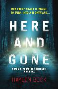 Cover-Bild zu Here and Gone (eBook) von Beck, Haylen