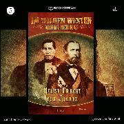 Cover-Bild zu Ostwald, Thomas: Heiße Fracht für Juarez (Audio Download)