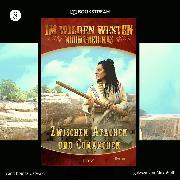 Cover-Bild zu Ostwald, Thomas: Zwischen Apachen und Comanchen (Audio Download)