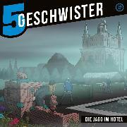 Cover-Bild zu eBook Die Jagd im Hotel (5 Geschwister 27)