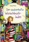 Cover-Bild zu Der zauberhafte Wunschbuchladen 1 von Frixe, Katja