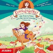 Cover-Bild zu Simsalahicks! Die freche Hexe und die verschwundene Freundin (Audio Download) von Frixe, Katja