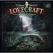 Cover-Bild zu Lovecraft - Chroniken des Grauens, Akte 1: Dagon (Audio Download) von Winter, Markus