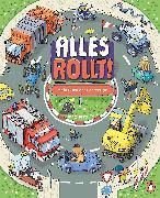 Cover-Bild zu Alles rollt! Mein Buch der Fahrzeuge (eBook) von Fiedler, Max