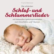 Cover-Bild zu Metzner, Frank (Komponist): Schlaf - und Schlummerlieder