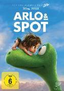 Cover-Bild zu Arlo & Spot - The Good Dinosaur