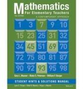 Cover-Bild zu Mathematics for Elementary Teachers von Miller, Don