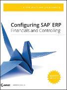 Cover-Bild zu Configuring SAP ERP Financials and Controlling von Jones, Peter
