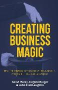 Cover-Bild zu Creating Business Magic: How the Power of Magic Can Inspire, Innovate, and Revolutionize Your Business (Magicians' Secrets That Could Make You von Morey, David