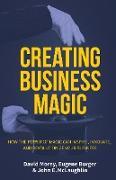 Cover-Bild zu Creating Business Magic (eBook) von Morey, David