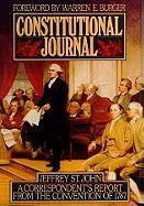 Cover-Bild zu Constitutional Journal: A Correspondent's Report from the Convention of 1787 von St John, Jeffrey