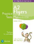 Cover-Bild zu Practice Tests Plus A2 Flyers Teacher's Guide von Boyd, Elaine